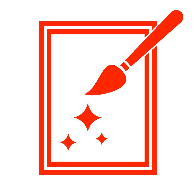 Finishes icon