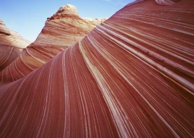 Wavey dunes
