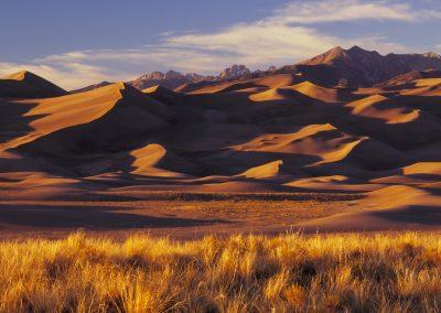 Dunes in Colorado