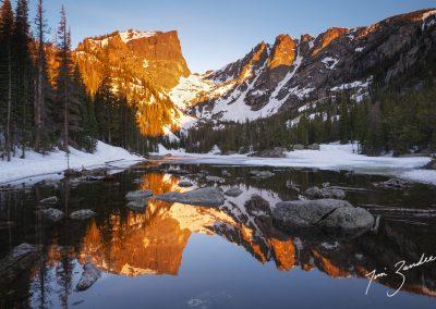 Dreamy Rocky Mountain NP